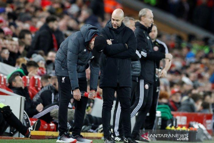 Klopp sesalkan cedera Keita yang bakal absen dalam Derby Merseyside