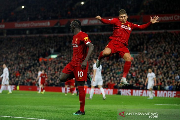 Buka 2020 semulus tutup 2019, Liverpool restorasi keunggulan 13 poin di puncak