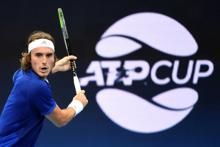 Tsitsipas melaju ke putaran tiga Australia Open