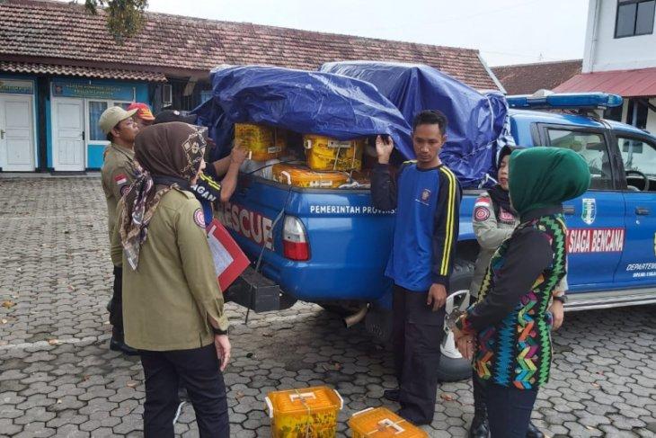 Banjir Banten, Lampung kirim personel Tagana ke lokasi terdampak
