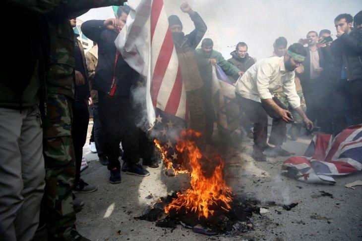Iran tegaskan kepada PBB bahwa mereka juga punya hak untuk membela diri