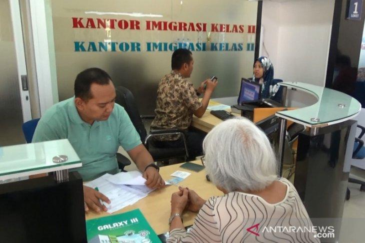 Kantor Imigrasi Sukabumi terbitkan 27.522 paspor selama 2019