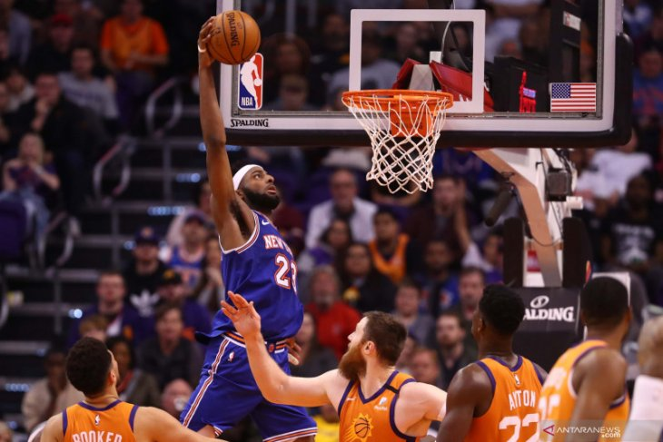 Basket, NBA - Knicks pimpin NBA untuk valuasi waralaba