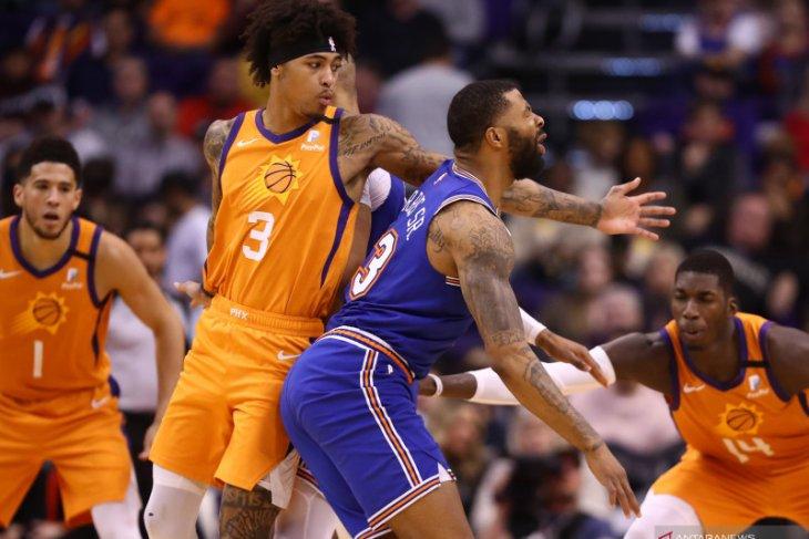Suns hentikan laju  kemenangan beruntun Knicks
