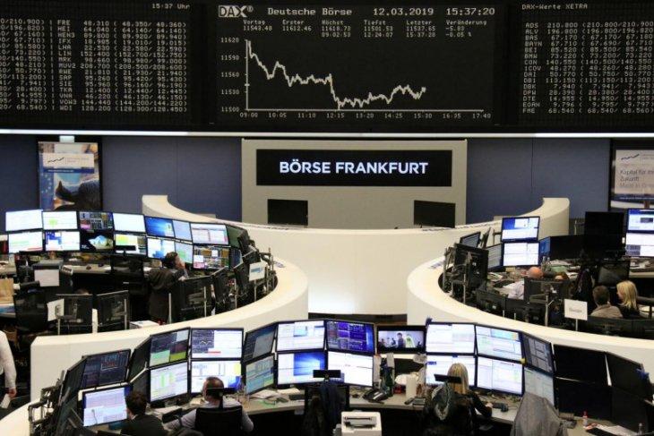 Saham Jerman balik melemah, indeks DAX 30  tergerus 0,31 persen
