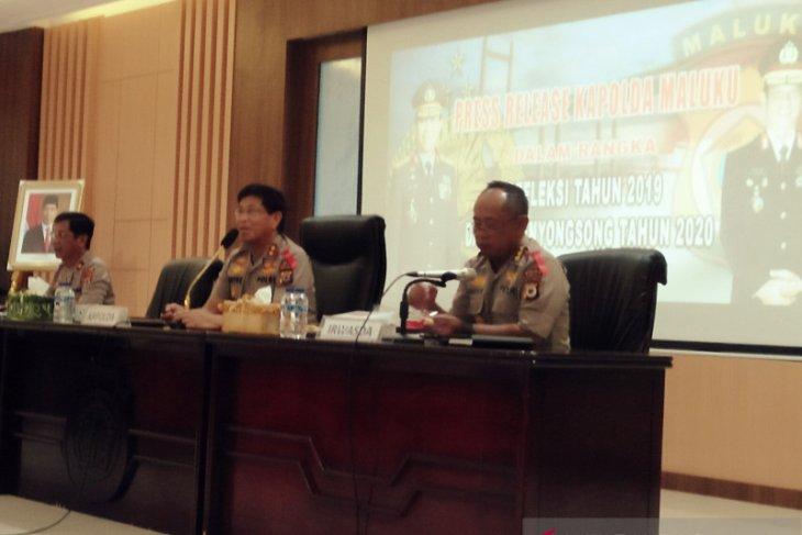 Polda Maluku masih kekurangan 5.455 personel
