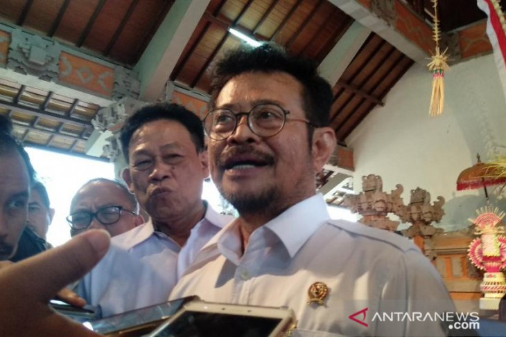Mentan dorong petani Bali manfaatkan KUR (video)