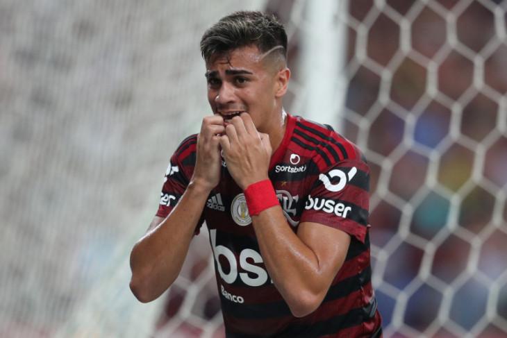 Madrid bersiap rekrut Reinier si bocah ajaib dari Brasil
