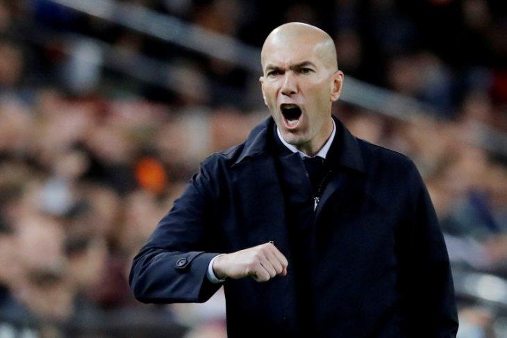 Awali tahun dengan kemenangan buat Zidane yakin Madrid juara La Liga