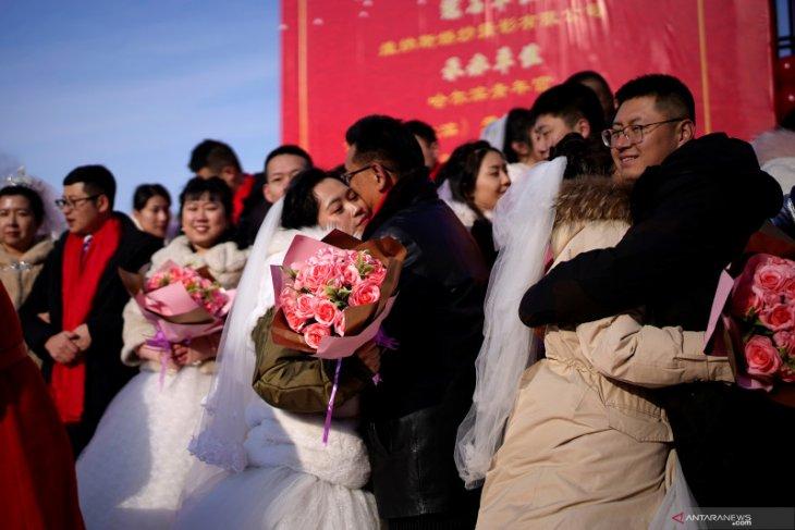 Pria Shanghai nekat mencuri speaker guna menghindari kejaran pacar
