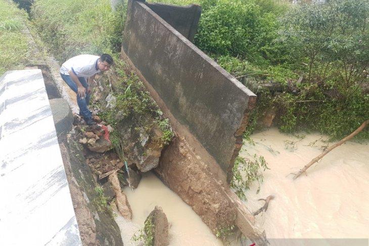 Pemkab Bangka Selatan mendata 10 kali bencana alam terjadi selama 2019