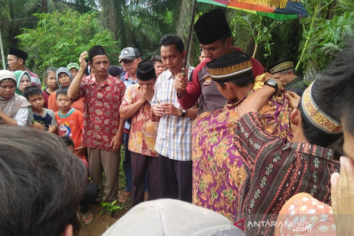 Balita diduga korban pencabulan di Bengkulu meninggal dunia
