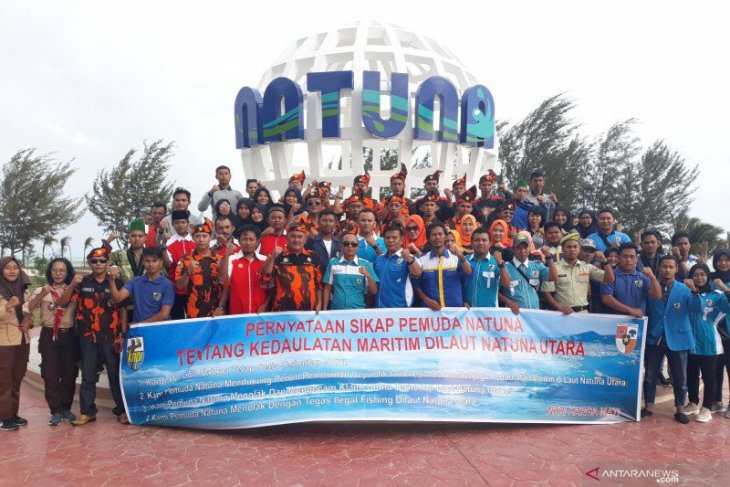 Warga Kepulauan Natuna tolak klaim China