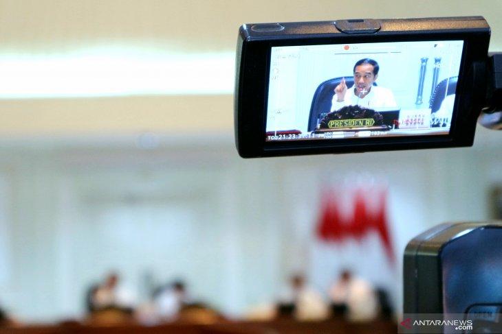 Presiden Jokowi: Harga gas pengaruhi daya saing produk dalam negeri