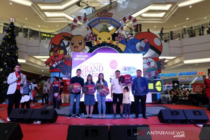 AEON Mall BSD City umumkan pemenang undian belanja