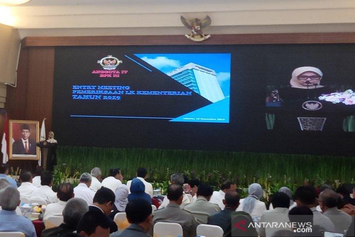 Siap-siap, BPK mulai audit laporan keuangan enam Kementerian