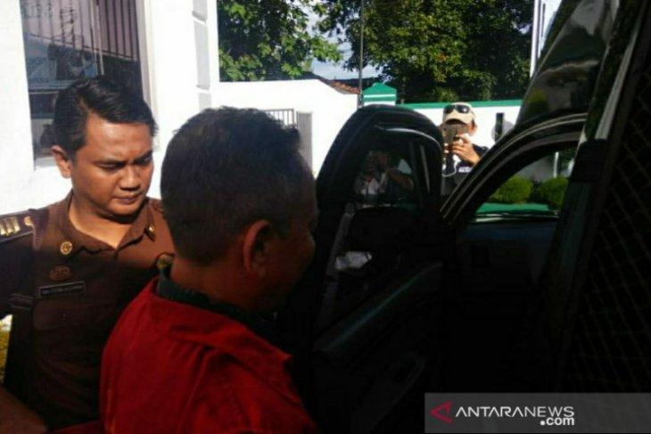 Kejari Pangkalpinang tahan mantan Sekretaris DPRD