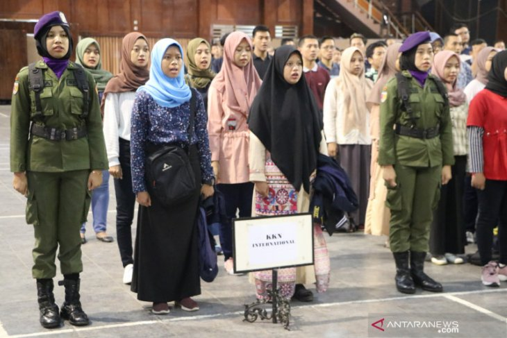 Mahasiswa Unej ikut KKN internasional di Malaysia