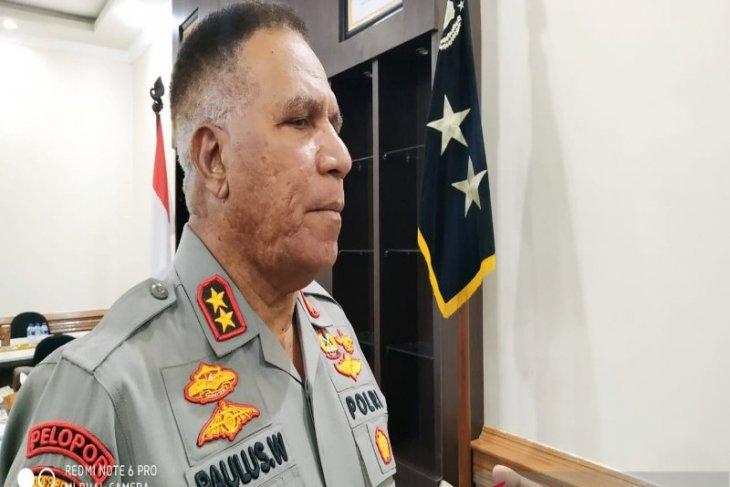 Kapolda Papua: hoaks, laporan anggota brimob tewas ditembak KKB