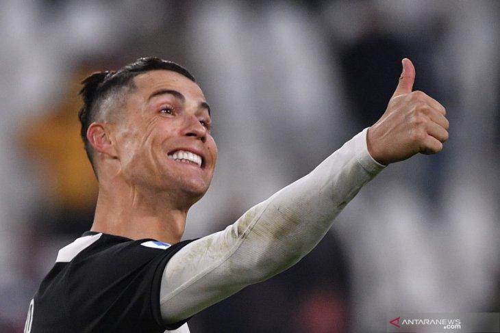 Ronaldo puas dengan trigol tetapi utamakan kemenangan tim