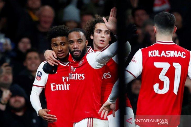 Gol Reiss Nelson jadi pembeda Arsenal atas Leeds