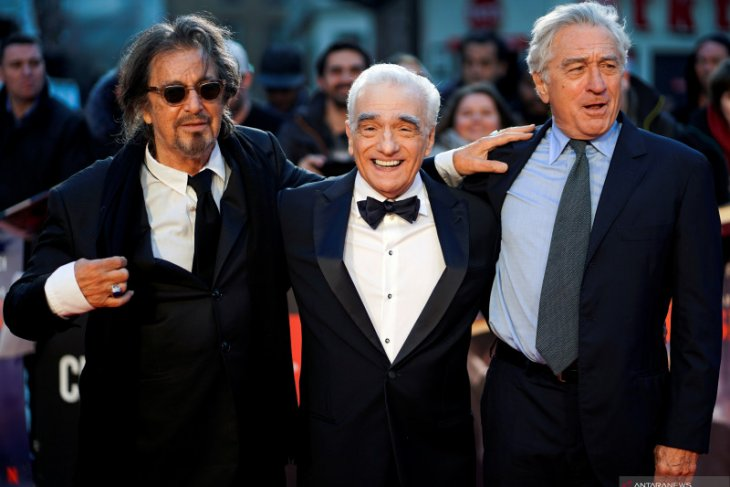 Apple bakal garap film bersama Martin Scorsese