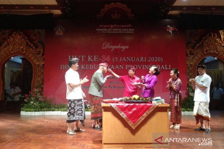 Gubernur Koster usulkan festival budaya dunia di Bali