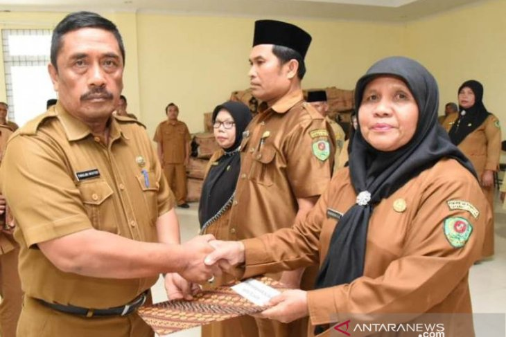 Kembali 15 kepala sekolah di Tapsel dilantik