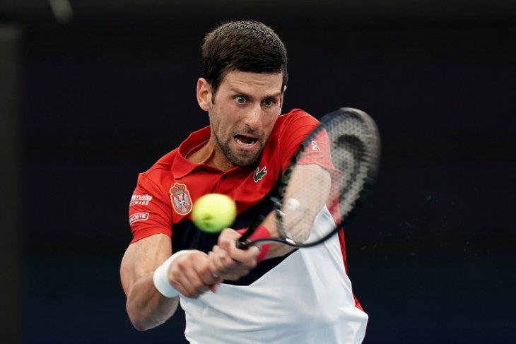 Tenis, ATP Cup - Djokovic pastikan absen dari Adelaide International