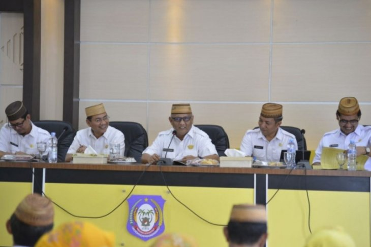 Gubernur Gorontalo bina ASN di lingkungan DPRD
