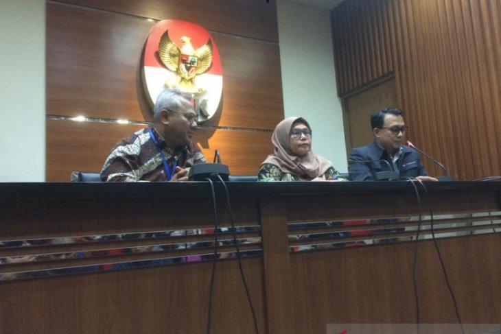 Wahyu Setiawan minta dana Rp900 juta bantu caleg PDIP Harun Masiku