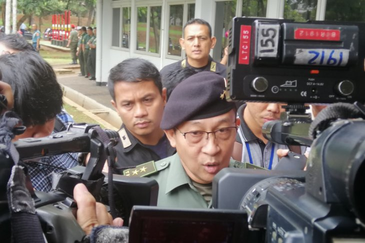 Kapuspen TNI sebut kapal China sudah keluar dari ZEE Indonesia