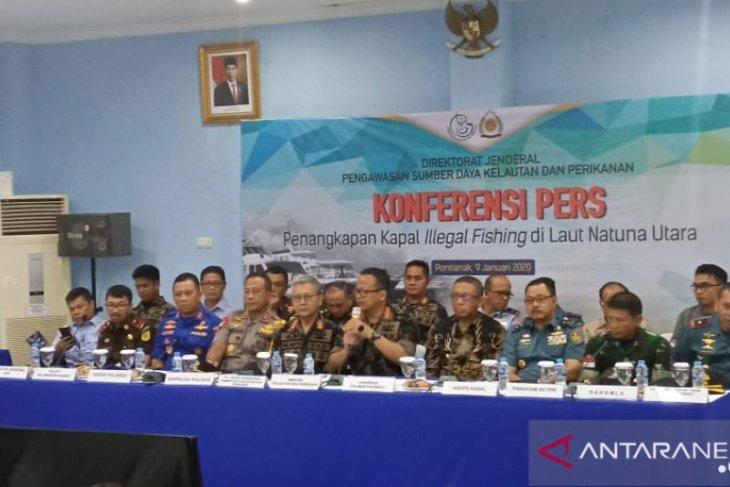 Edhy Prabowo tegaskan prioritas KKP berantas pencurian ikan