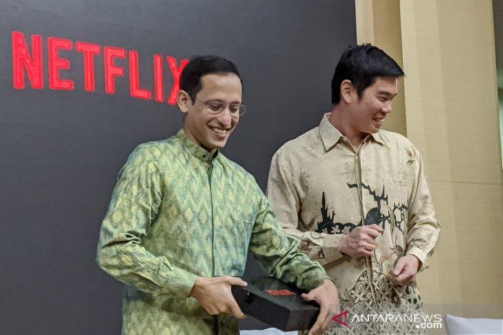 Mendikbud senang makin banyak konten film Indonesia di Netflix
