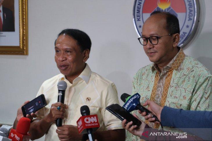 Menpora dan Gubernur Papua pastikan PON akan berlangsung sesuai jadwal