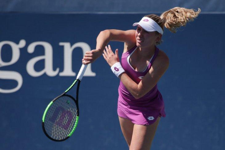 Alexandrova dam Rybakina berebut status juara Shenzhen