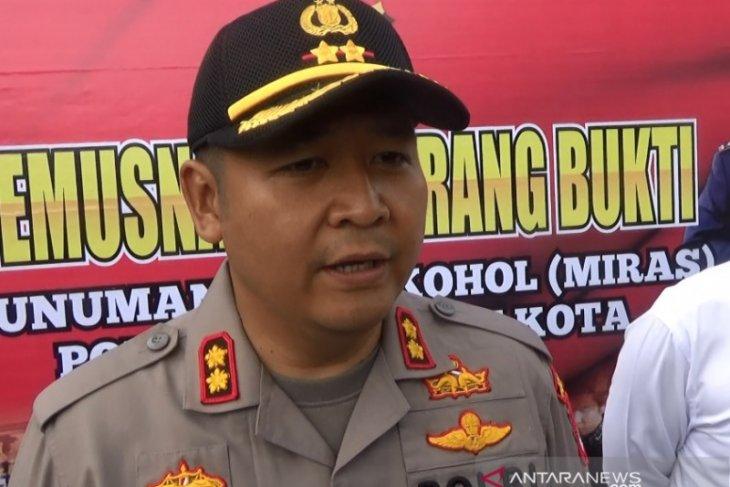 Polisi buru rekan pelaku pembunuh pengemudi ojek daring di Sukabumi