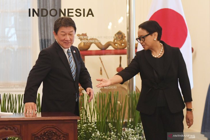 """Indonesia, Japan hold another """"2+2"""" meeting in 2020 after mid-decade"""