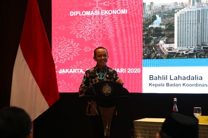BKPM hopes envoys to act catalytically in drawing investment