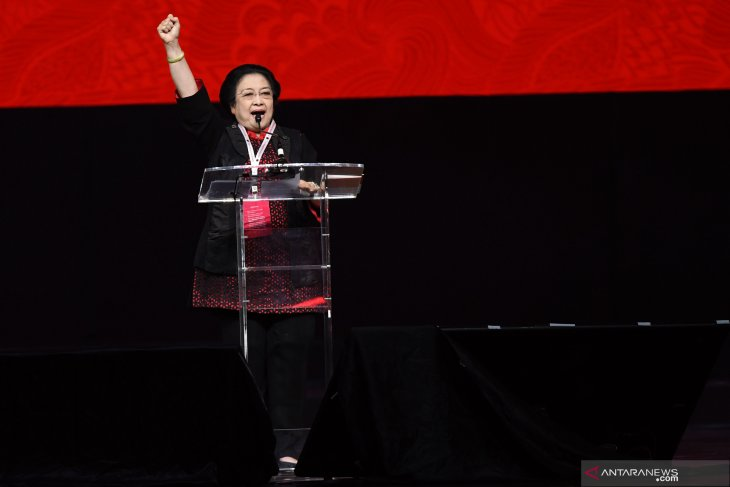 Pesan Bung Karno jadikan semangat Megawati dalam berpolitik