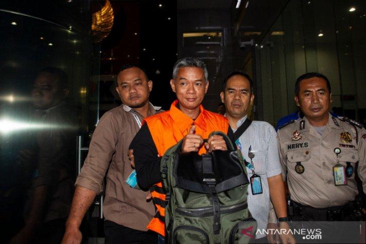 Soal kasus suap Komisiioner KPU WS, ICW desak KPK bongkar keterlibatan aktor lain