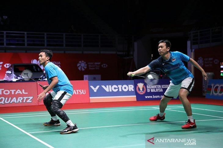 Ahsan/Hendra gagal ke final Malaysia Masters 2020