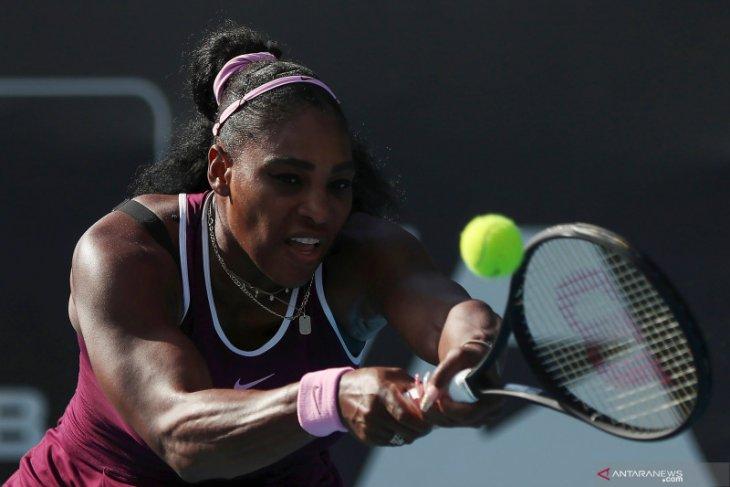 Serena Williams bermain dalam turnamen perdana di Kentucky