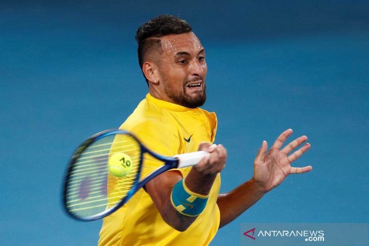Kyrgios gagal bela Australia di Piala ATP