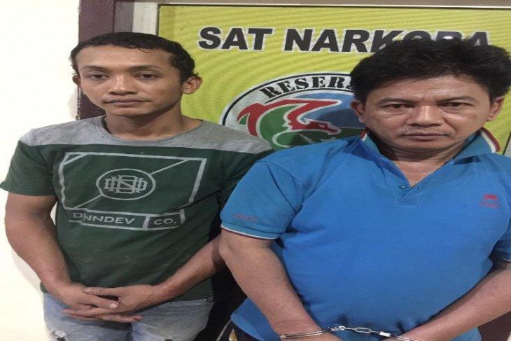 Polisi Binjai tangkap dua pemilik sabu-sabu