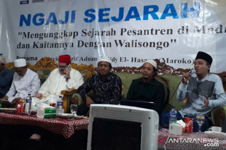 Morocco-Indonesia brotherhood has existed since 16th century