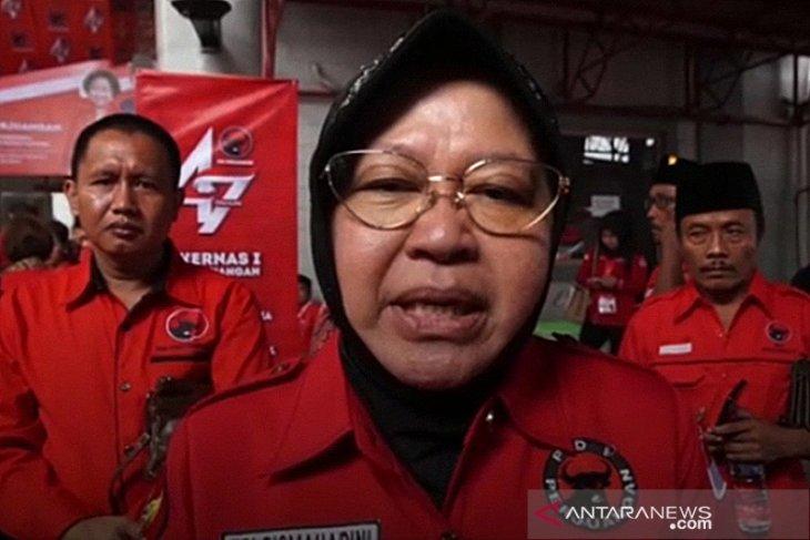 Diminta maju Pilgub Jakarta 2022, Risma: Saya serahkan kepada Tuhan