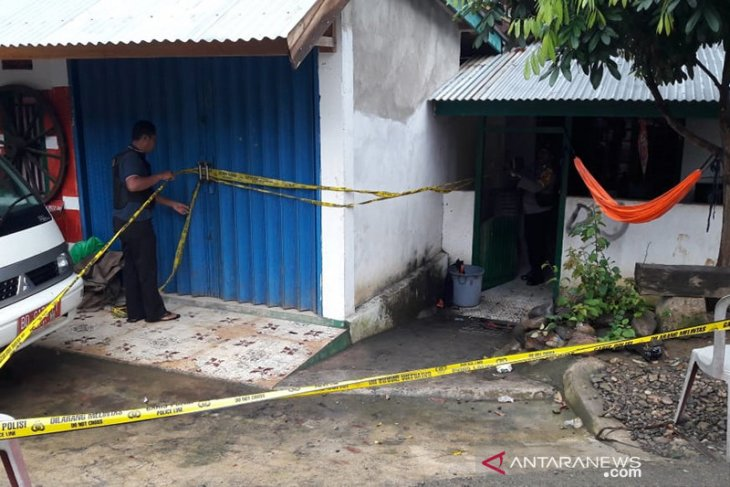 Bom meledak lukai satu orang di Bengkulu