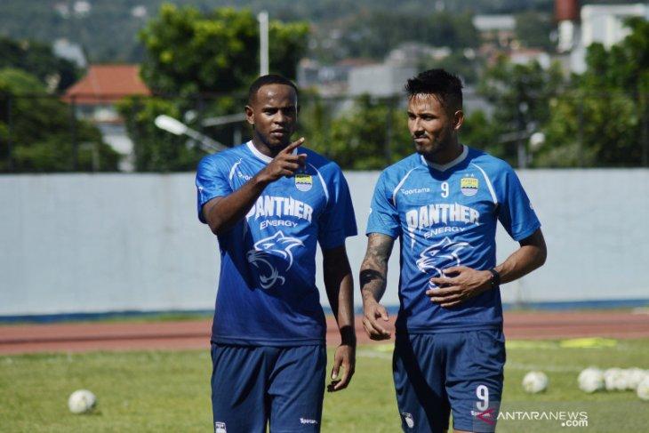 Wander Luiz dan Joel Vinicius disiapkan isi kekosongan lini depan Persib Bandung