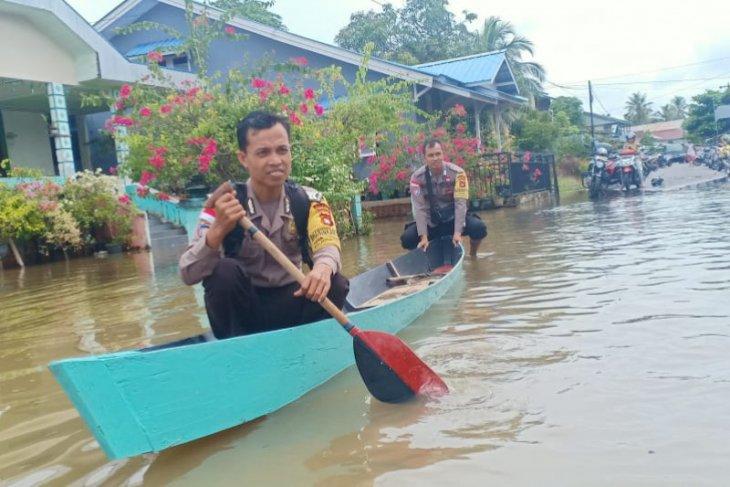 Waspada 16 kecamatan di Kapuas Hulu rawan banjir